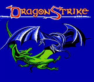DragonStrike - Screenshot - Game Title