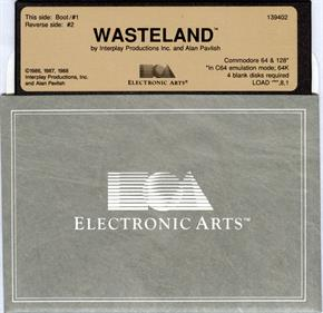 Wasteland - Disc