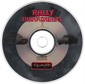 Rally Championships - Disc
