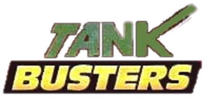 Tank Busters - Clear Logo