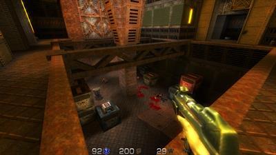 Quake II - Screenshot - Gameplay