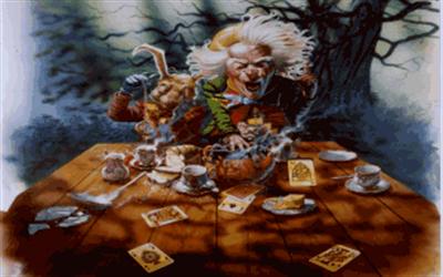 Wonderland - Screenshot - Game Title