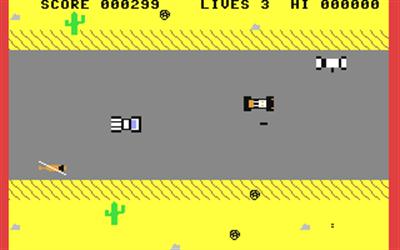 Highway of Death - Screenshot - Gameplay