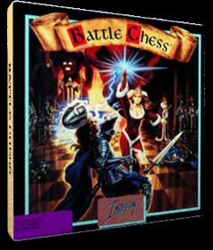 Battle Chess - Box - 3D