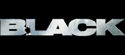 Black - Clear Logo