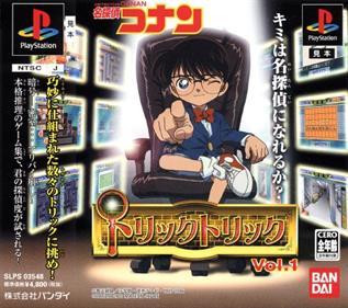 Meitantei Conan: Trick Trick Vol. 1
