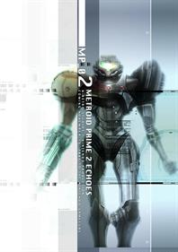 Metroid Prime 2: Echoes - Advertisement Flyer - Front