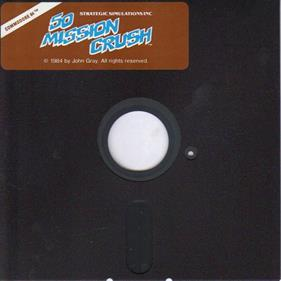 50 Mission Crush - Disc