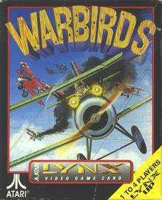 Warbirds - Box - Front
