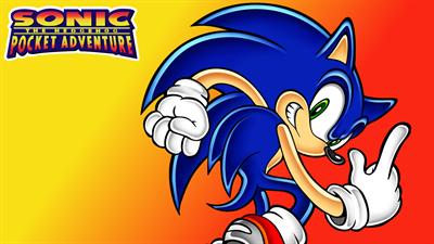 Sonic the Hedgehog Pocket Adventure - Fanart - Background