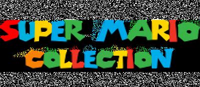 BS Super Mario Collection: Dai-3-shuu - Clear Logo