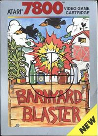 Barnyard Blaster - Box - Front