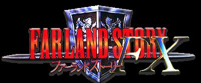 Farland Story FX - Clear Logo