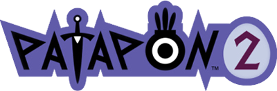 Patapon 2 - Clear Logo