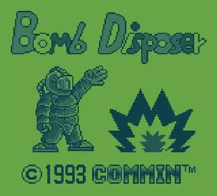 Bomb Disposer - Screenshot - Game Title