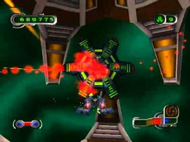 Nanotek Warrior - Screenshot - Gameplay