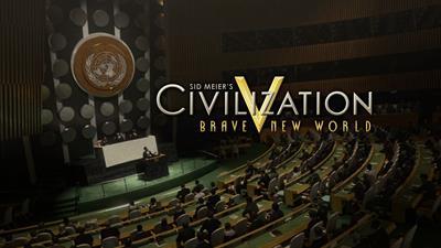 Civilization V: Brave New World - Fanart - Background