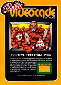 Brickyard + Clowns