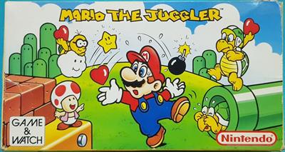 Mario the Juggler - Box - Front
