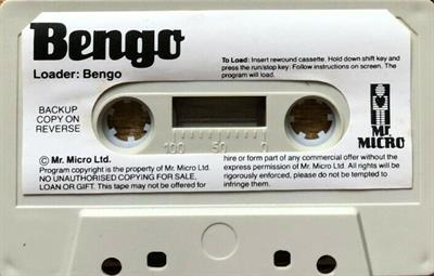 Bengo - Cart - Front