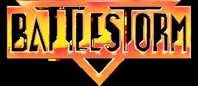 Battlestorm - Clear Logo