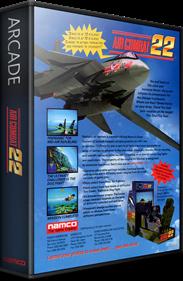 Air Combat 22 - Box - 3D
