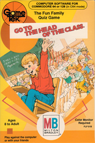 Go To The Head Of The Class: Deluxe Edition