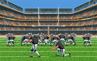 Sports: Football - Screenshot - Gameplay