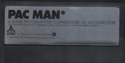 Pac-Man - Cart - Front
