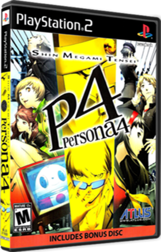 Shin Megami Tensei: Persona 4 Details - LaunchBox Games Database