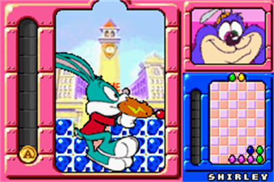 Tiny Toon Adventures: Wacky Stackers - Screenshot - Gameplay