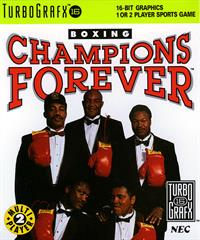 Champions Forever Boxing - Box - Front