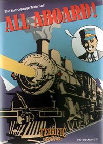 All Aboard! Microgauge Train Set