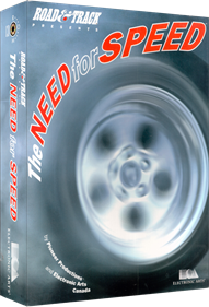 The Need for Speed - Box - 3D
