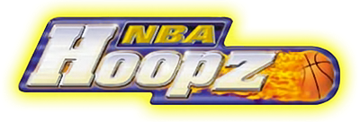 NBA Hoopz - Clear Logo