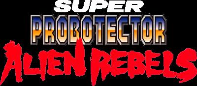 Contra III: The Alien Wars - Clear Logo