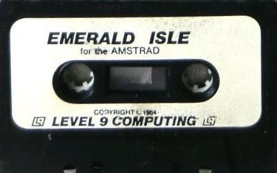 Emerald Isle  - Cart - Front