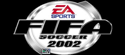 FIFA Soccer 2002: Major League Soccer - Clear Logo