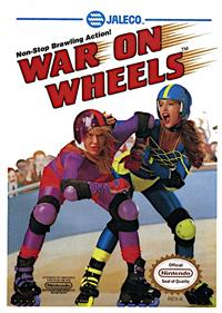War on Wheels - Box - Front
