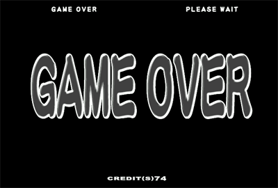 Sushi Bar - Screenshot - Game Over