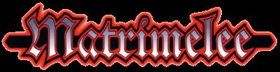 Power Instinct: Matrimelee - Clear Logo