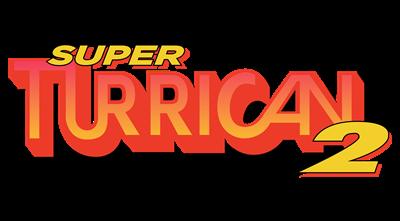 Super Turrican 2 - Clear Logo