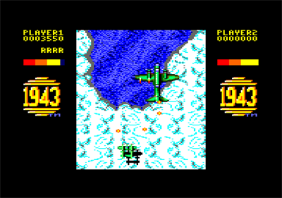 1943: The Battle of Midway - Screenshot - Gameplay