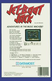 Jet-Boot Jack - Box - Back