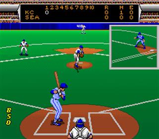 Roger Clemens' MVP Baseball - Screenshot - Gameplay