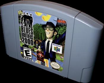 Blues Brothers 2000 - Cart - 3D