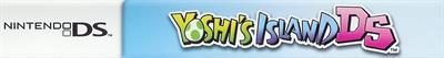 Yoshi's Island DS - Banner