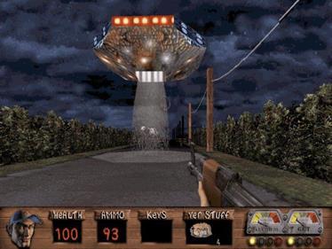 Redneck Rampage: Suckin' Grits on Route 66 - Screenshot - Gameplay