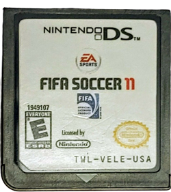FIFA Soccer 11 - Cart - Front