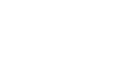 Electronic Super Joy II - Clear Logo